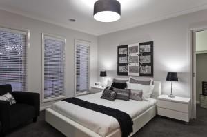 beaufort - master bedroom