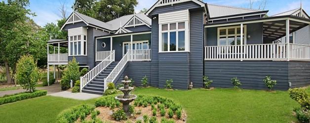 Architectural Home – Palmer St, Hamilton
